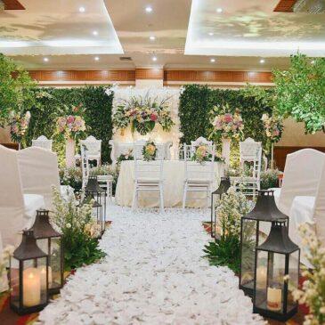 Mengintip faktor harga dekorasi pernikahan