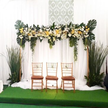 Tips penting dalam memilih dekorasi pernikahan