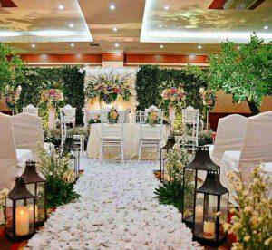 Video dekorasi pernikahan model baru
