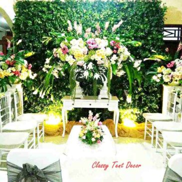 Engagement Decoration by Classy Tent Decor