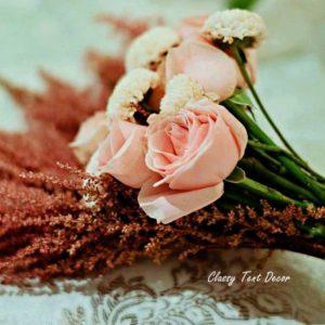 Persiapan pernikahan sederhana