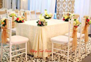 Dekorasi pengantin model baru