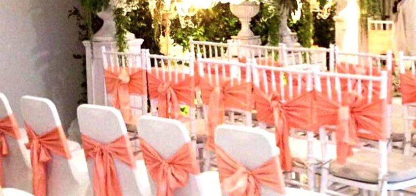 Wedding Decoration Vendor In Jakarta Classy Tent