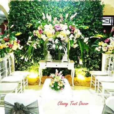 Engagement Decoration by Classy Tent Decor